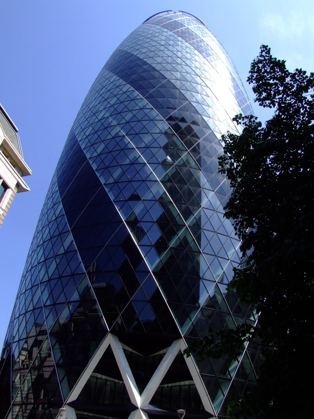 london u2019s gherkin tower  u2013 woarch